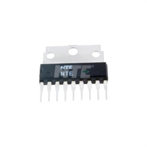 INTEGRATED CIRCUIT 4.2W AUDIO POWER AMP 9-LEAD SIP VCC=18V MAX