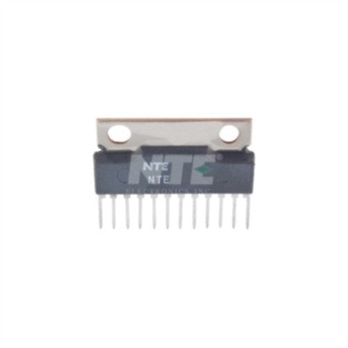 INTEGRATED CIRCUIT DUAL 5.8W/CHANNEL AUDIO POWER AMP 12-LEAD SIP VCC=18V