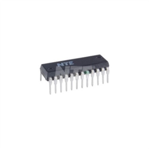 INEGRATED CIRCUIT ELECTRONIC CHANNEL SELECTOR 24-LEAD DIP VCC=15V NARROW DIP VERSION
