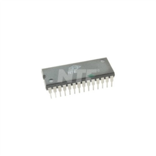 INTEGRATED CIRCUIT CHROMA AND LUMINANCE PROCESSOR FOR NTSC COLOR TV 28-LEAD DIP VCC=12V