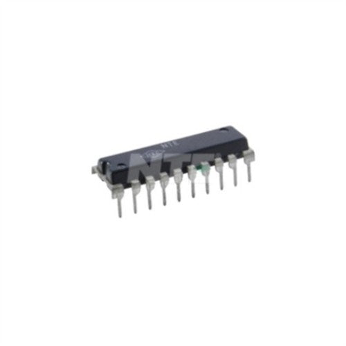 INTEGRATED CIRCUIT TV SYNCH SEPERATOR, HORIZONTAL OSCILLATOR/DRIVER 16+2-LEAD DIP VCC=16V