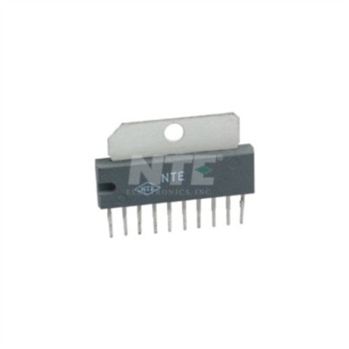 INTEGRATED CIRCUIT SOLENOID DRIVER AND SIGNAL SENSING CIRCUIT 10-LEAD SIP VCC=13.2V TYP
