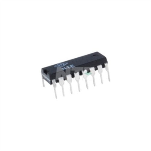 INTEGRATED CIRCUIT 10-STEP LED DRIVER FOR LINEAR IC SCALE 16-LEAD DIP VCC=20V MAX