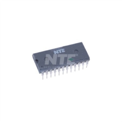 INTEGRATED CIRCUIT ELECTRONIC CHANNEL SELECTOR 24-LAD DIP VCC=8V