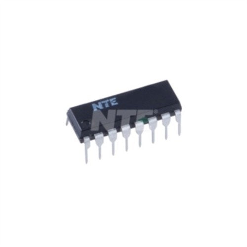 INTEGRATED CIRCUIT FM/AM IF SYSTEM 16-LEAD DIP VCC=16V
