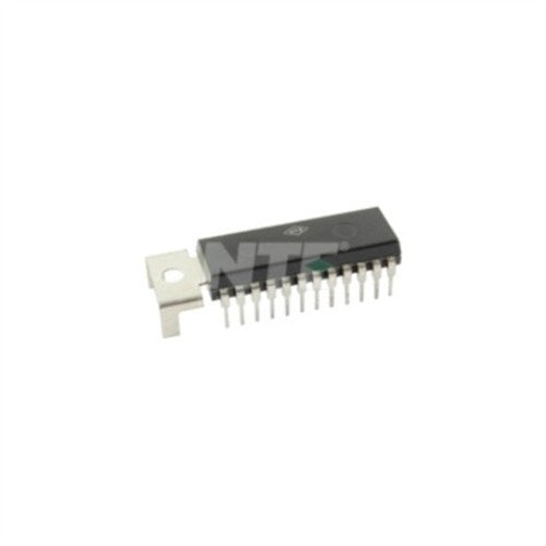 INTEGRATED CIRCUIT VCR FM DEMODULATOR/NOISE CANCELLER/VIDEO AMP 24-LEAD DIP