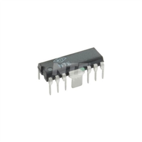 INTEGRATED CIRCUIT 2.3W/CH 4.7W BTL 16-LEAD DIP VCC=11V