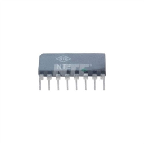 INTEGRATED CIRCUIT HIGH SPEED DIVIDER FOR VCR 1/20 1/100 VCC=5V TYP 8-LEAD SIP
