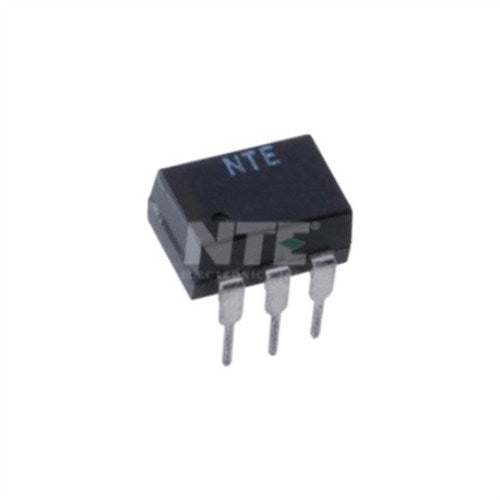 OPTOISOLATOR WITH TRIAC OUTPUT 6-PIN DIP VISO=7500V VDRM=250V
