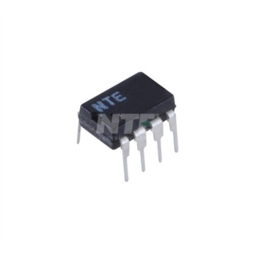 INTEGRATED CIRCUIT LOW VOLTAGE AUDIO AMPLIFIER 1 WATT 8 LEAD DIP