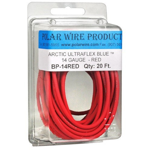 ARCTIC ULTRAFLEX BLUE® 14 AWG SINGLE CONDUCTOR WIRE, PRE-PACKAGED