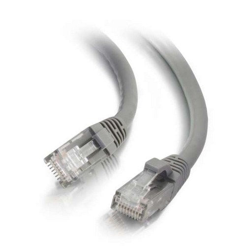 10FT CAT6 (M) MALE TO (M) MALE UNSHIELDED (UTP) ETHERNET NETWORK PATCH CABLE WITH SNAGLESS BOOTS