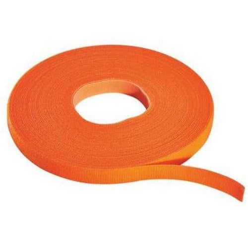 "1/2"" X 75' RIP-TIE WRAPSTRAP FUZZY CABLE WRAPS, 75 FT. CONTINUOUS ROLL"