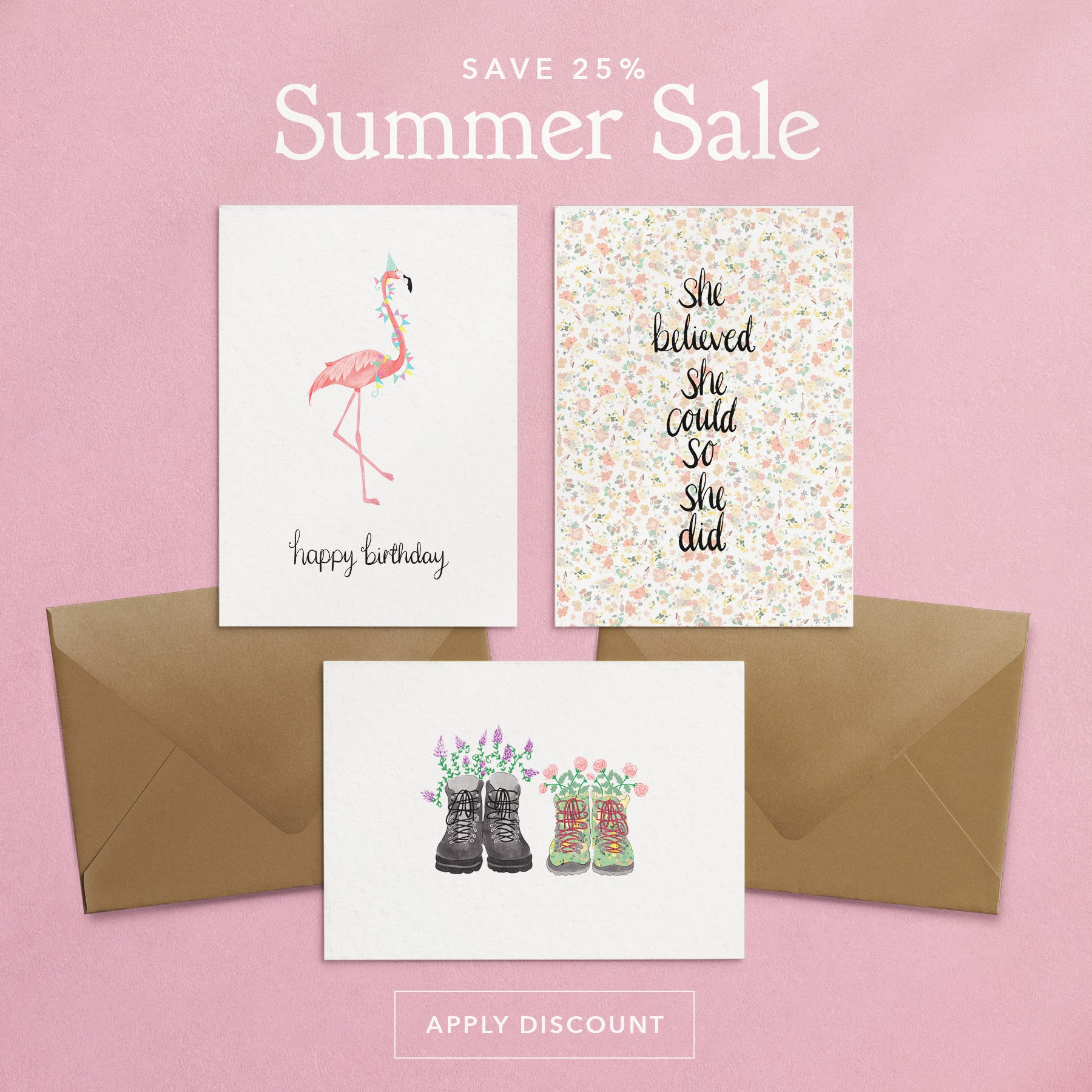 Summer Sale at Poppins & Co.
