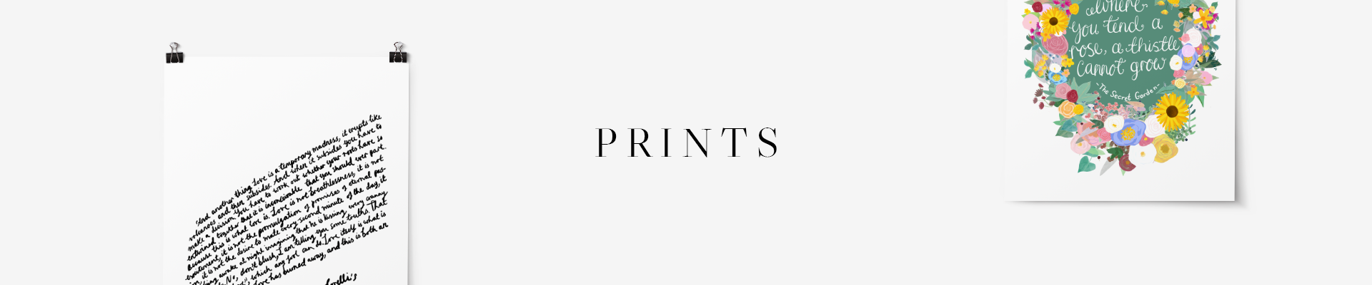 Poppins & Co. - Prints