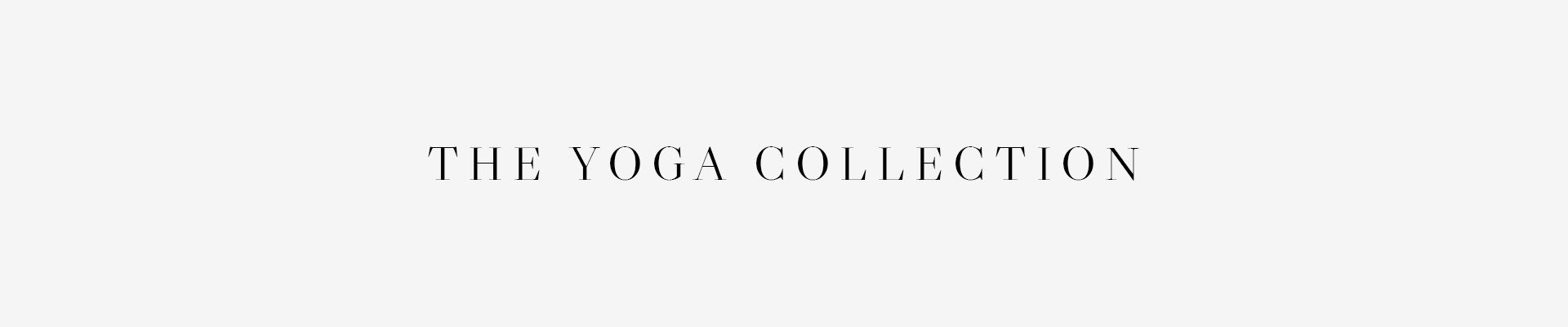 The Yoga Collection
