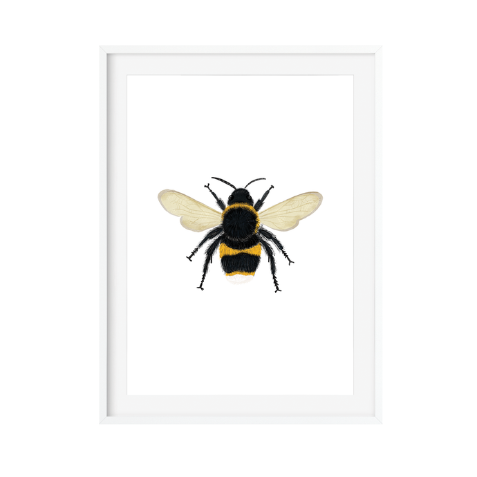 Bumblebee Print - Poppins & Co.