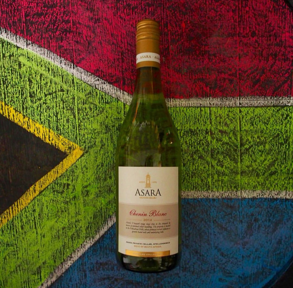 Discover the South African Flavour - August WineBox