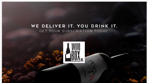 New World Wines 🌎 March Winebox 🍷 📑