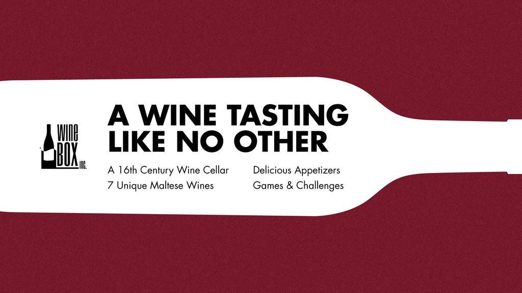 Winebox Inc. launches it's first wine tasting event, and it's like no other!