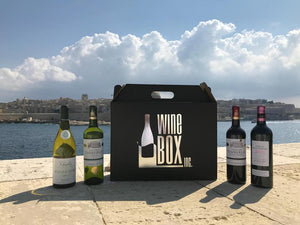 Elite Wine Box (AVG. €20 per bottle)