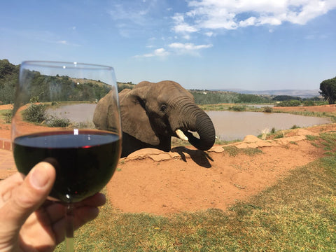 wine and wildlife