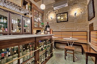 wine bars in malta