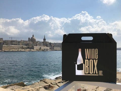 White Winebox Subscription