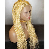 613 Full Lace Kinky Curly Wig