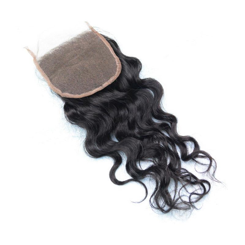 Natural Wavy Closure