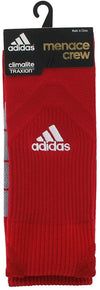 adidas Traxion Menace Football/Basketball Crew Socks