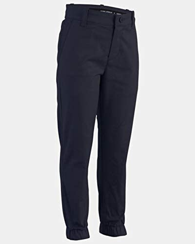 Under Armour Boys' UA Uniform Slim Fit Jogger Pants