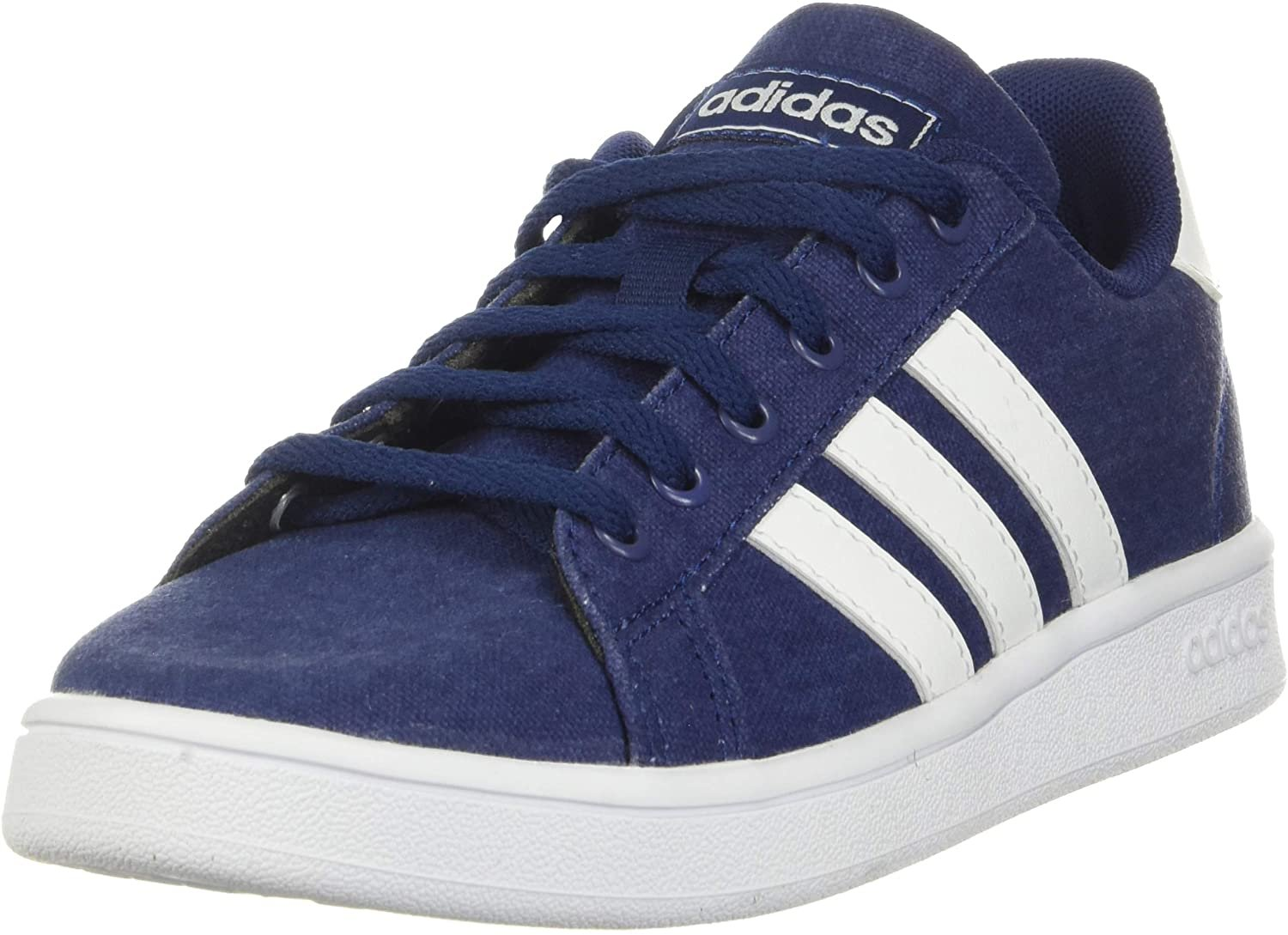 adidas Unisex-Child Grand Court Sneaker