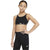 Nike Trophy Older Kids' (Girls') Sports Bra Black/Black/White Small