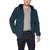 Hurley mens Military Inspired Cotton Hooded Lined Jacket