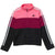 adidas Girl's Color-Block Tricot Jacket (Big Kids)