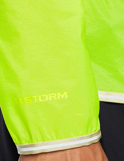 Under Armour UA Qualifier Storm Packable XL High-Vis Yellow