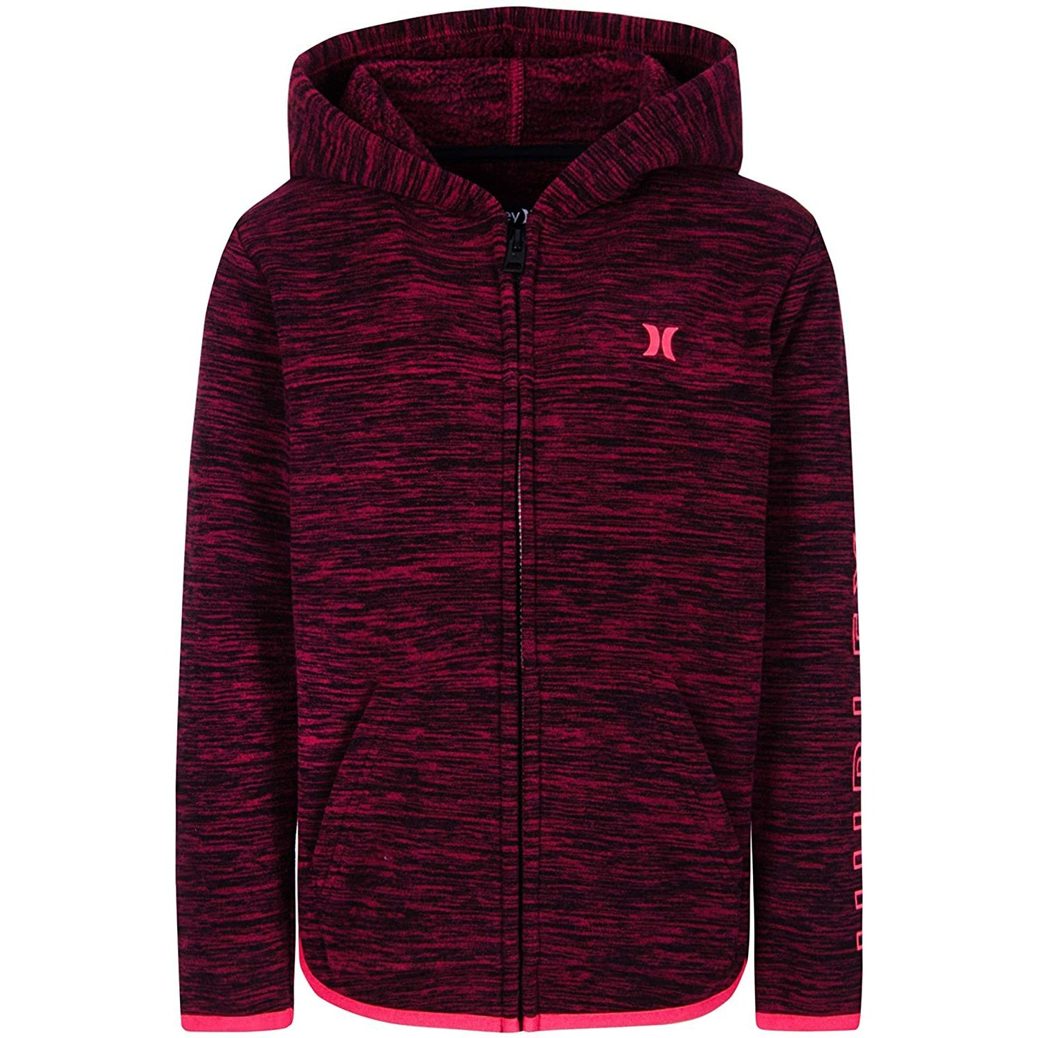 Hurley Boys' Full Zip Sweatshirt