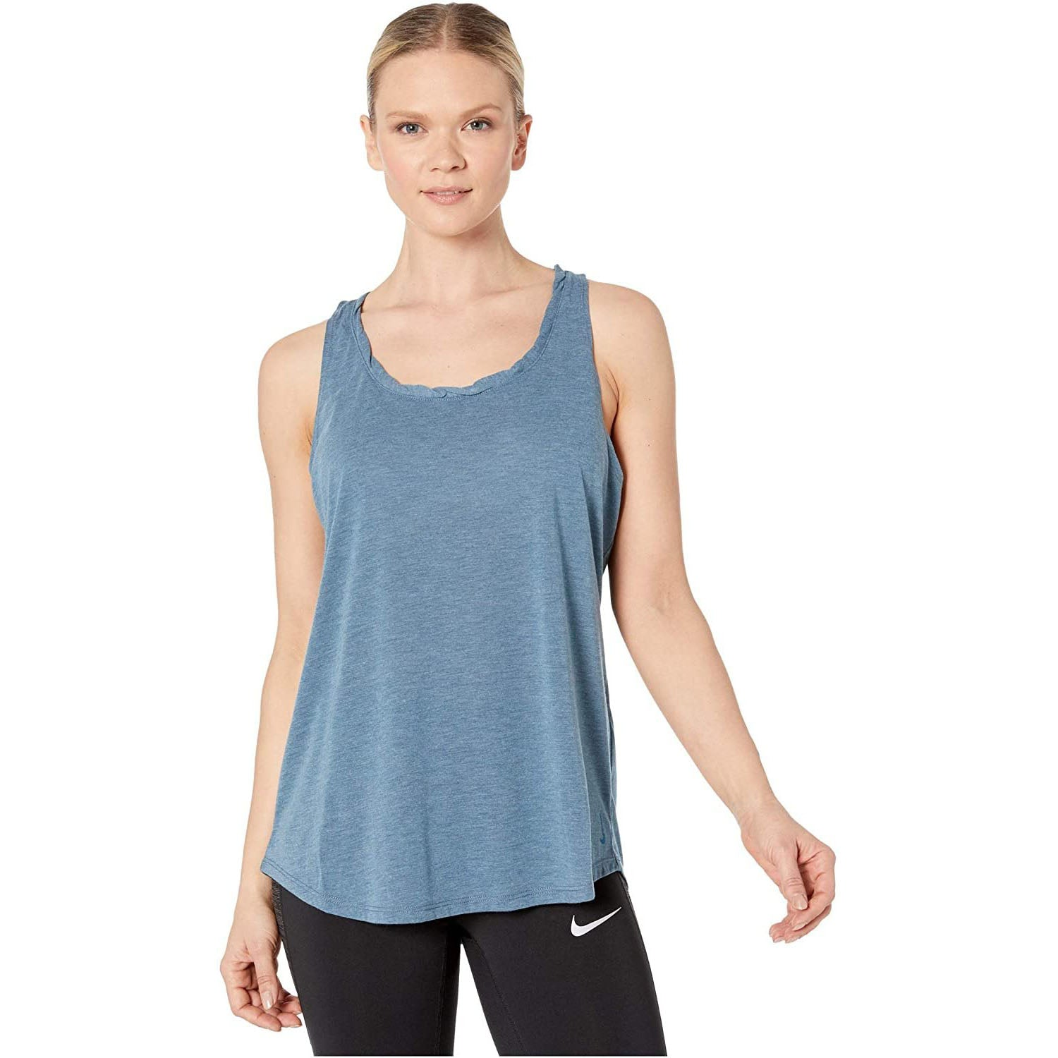 Nike Womens Women's Yoga Twist Training Tank