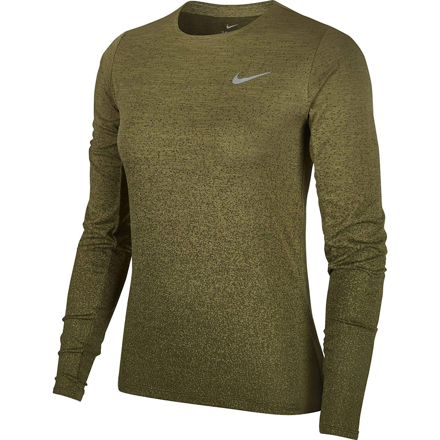Nike Women's Medalist Long-Sleeve Running Top
