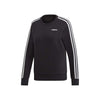 adidas Women's Essential 3-stripes Fleece Sweatshirt