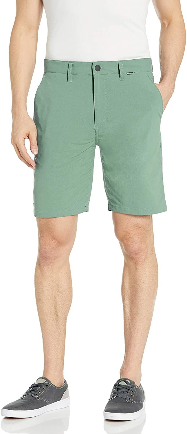 "Hurley Men's Dri-fit Chino 20"" Inch Walk Short"