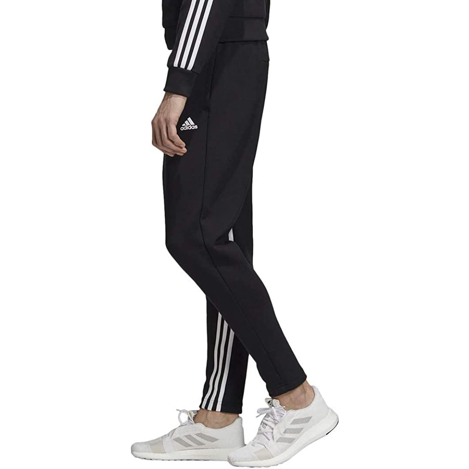 adidas Men's Must Haves 3-Stripes Tapered Pants