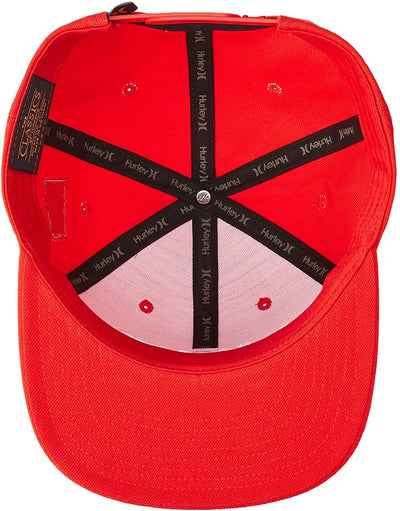 Hurley Men's USA Snapback Baseball Hat
