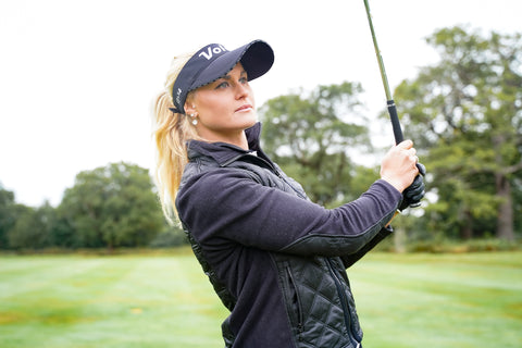 Carly Booth Golf