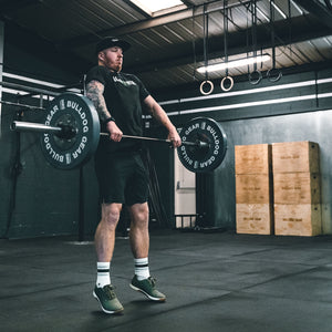 Olympic Lifting e-book - GOLFWOD