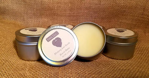 Just In! Hickory & Suede Beard Balm!