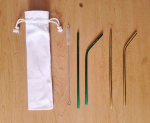 Metal Reusable Straws - Envi, LLC.