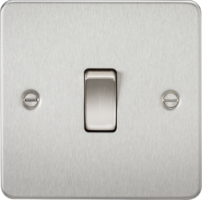 Knightsbridge ML Accessories - Flat Plate Switches and Sockets