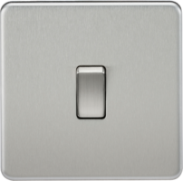 Knightsbridge ML Accessories - Screwless Switches and Sockets